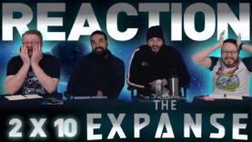 The Expanse 2×10 Reaction