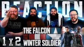 The Falcon and The Winter Soldier 1×2 Reaction