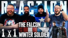 The Falcon and the Winter Soldier 1×1 Reaction