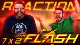 The Flash 7×2 Reaction