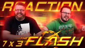 The Flash 7×3 Reaction