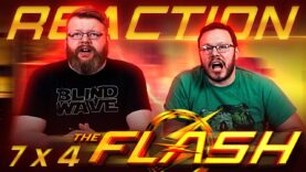 The Flash 7×4 Reaction