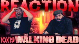 The Walking Dead 10×19 Reaction