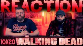 The Walking Dead 10×20 Reaction