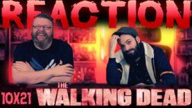The Walking Dead 10×21 Reaction