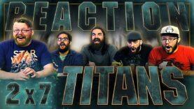 Titans 2×7 Reaction