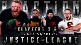 Zack Snyder's Justice League Reaction 2/3