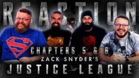 Zack Snyder's Justice League Reaction 3/3