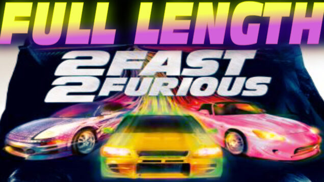 2 Fast 2 Furious Movie Full Length Icon
