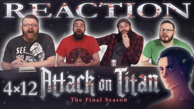 Attack on Titan 4×12