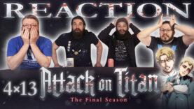 Attack on Titan 4×13