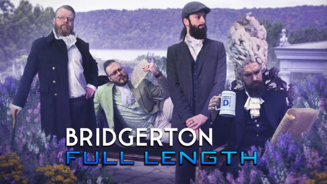 Bridgerton Full Length Icon