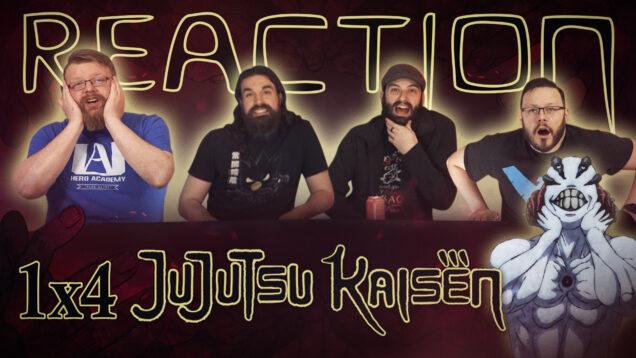 Jujutsu Kaisen 1×4