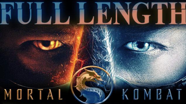 Mortal Kombat Movie Full Length Icon