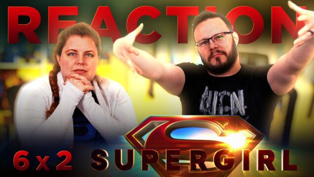 Supergirl 6×2 Reaction Thumbnail