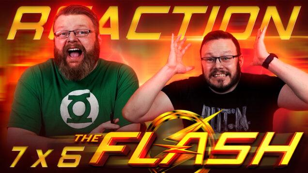 The Flash 7×6 Thumbnail