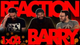 Barry 1×4 Reaction