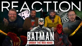 Batman: Under the Red Hood Reaction