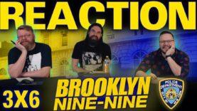 Brooklyn Nine-Nine 3×6 Reaction