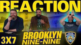 Brooklyn Nine-Nine 3×7 Reaction