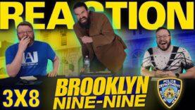 Brooklyn Nine-Nine 3×8 Reaction