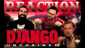 Django Unchained Movie Reaction