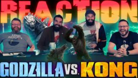 Godzilla vs. Kong Reaction
