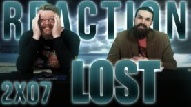 Lost 2×7 Reaction
