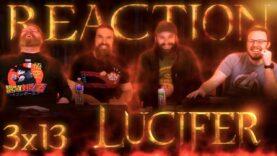 Lucifer 3×13 Reaction