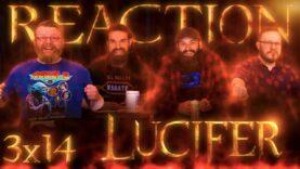 Lucifer 3×14 Reaction