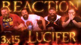 Lucifer 3×15 Reaction