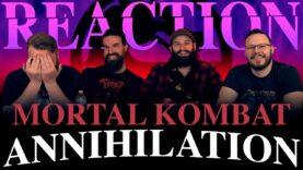 Mortal Kombat: Annihilation Movie Reaction