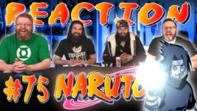 Naruto 75 Reaction