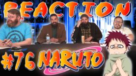 Naruto 76 Reaction