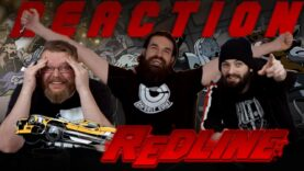 Redline Movie Reaction
