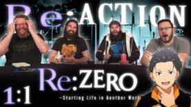 Re:Zero 1×1 Reaction