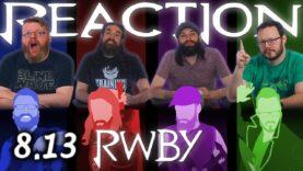 RWBY 8×13 Reaction