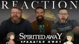 Spirited Away Movie Reaction
