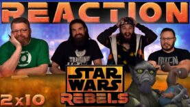 Star Wars Rebels Reaction 2×10