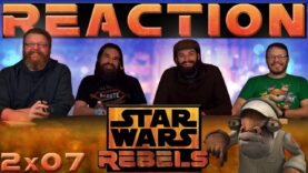 Star Wars Rebels Reaction 2×7