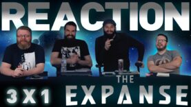 The Expanse 3×1 Reaction