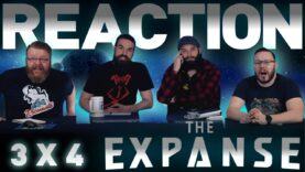 The Expanse 3×4 Reaction