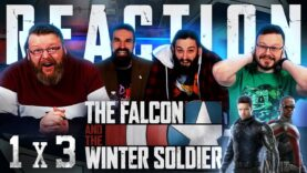 The Falcon and the Winter Soldier 1×3 Reaction