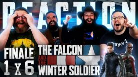 The Falcon and The Winter Soldier 1×6 Reaction