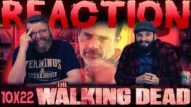 The Walking Dead 10×22 Reaction