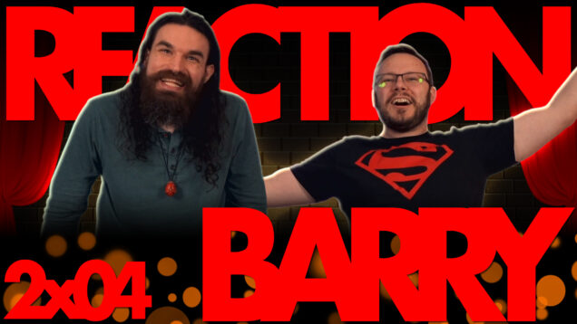 Barry-Reaction-2×04