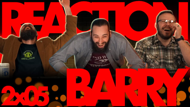 Barry-Reaction-2×05