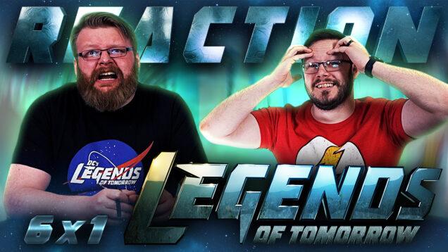 Legends of Tomorrow 6×1 Thumbnail