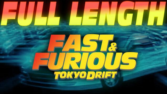Tokyo Drift Movie Full Length Icon