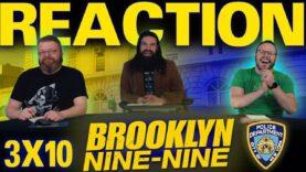 Brooklyn Nine-Nine 3×10 Reaction